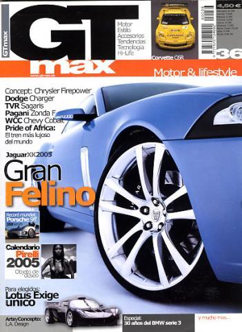 Calendario Max 2005.Gtmax Motoart