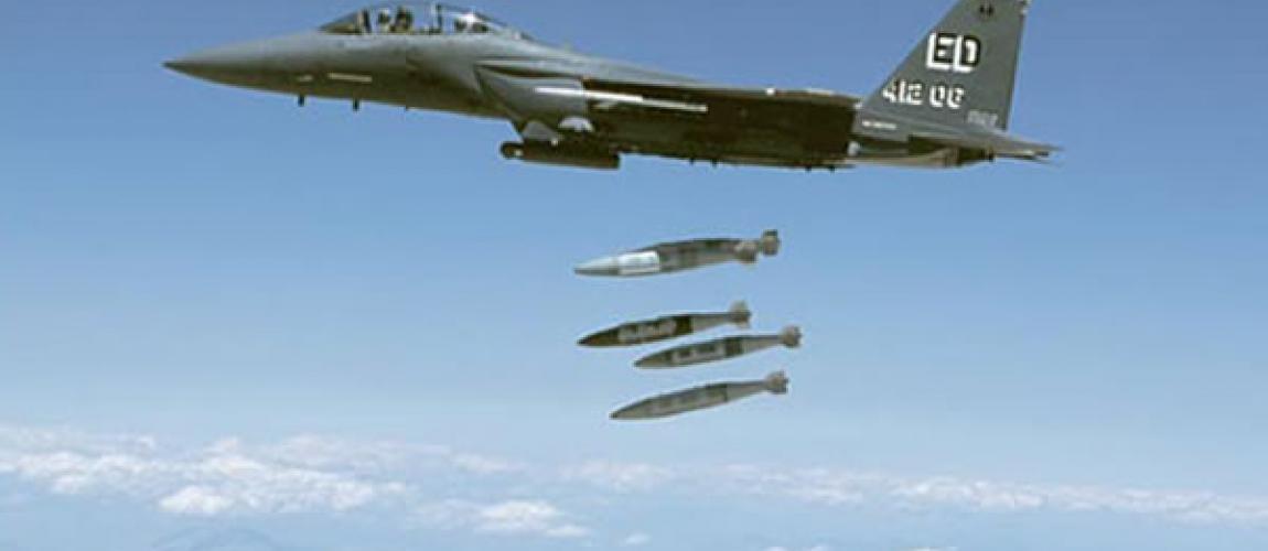 Aircraft History Of The Mk 84 Bomb Motoart