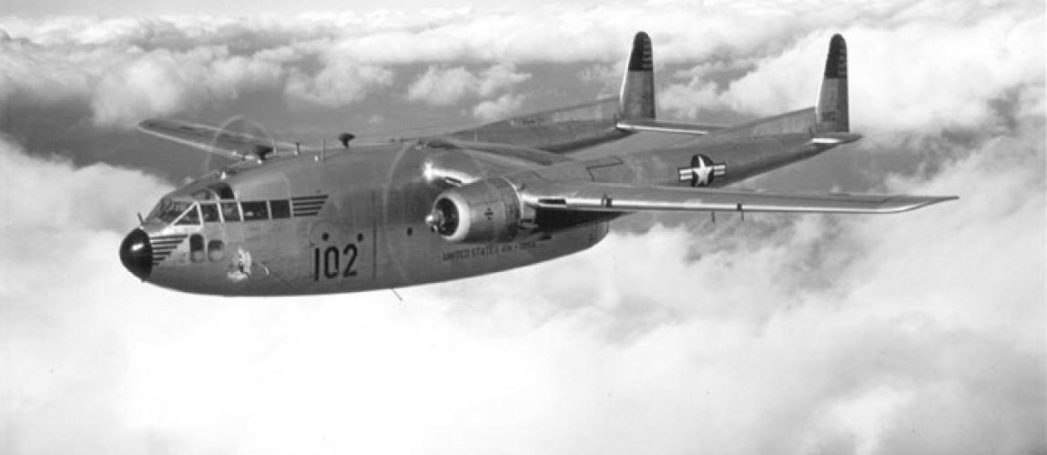 Aircraft History Of The C 119 Motoart