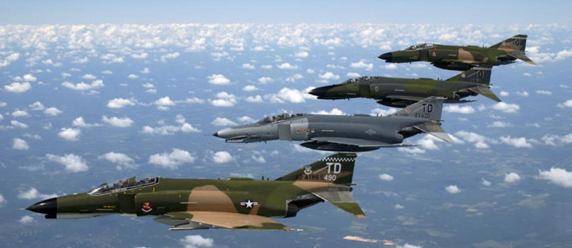Aircraft History Of The F 4 Motoart