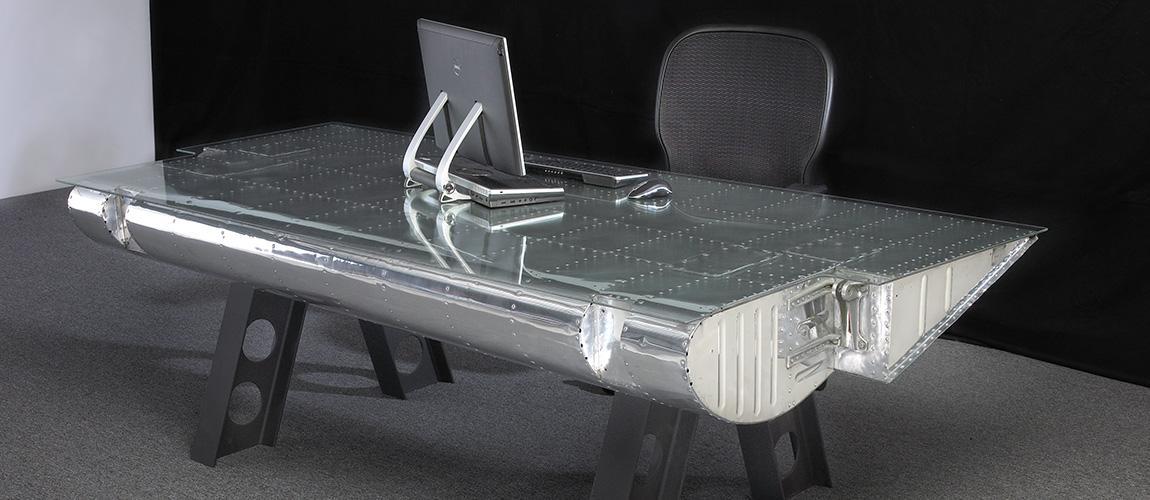 Aircraft Recycled Furniture Da C