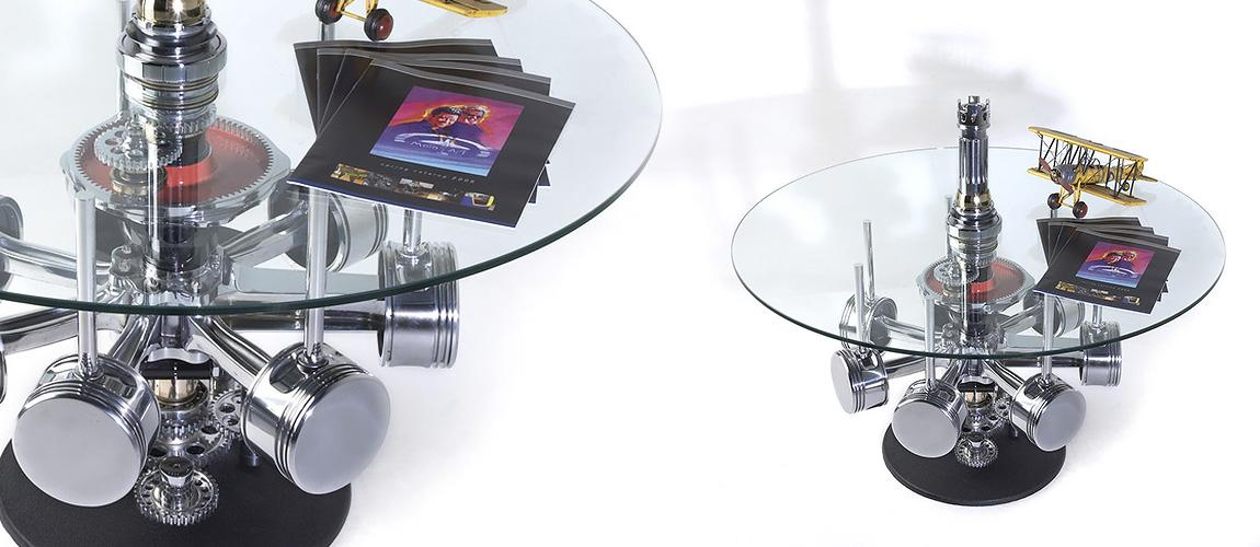 Jacobs Radial Engine Table Motoart