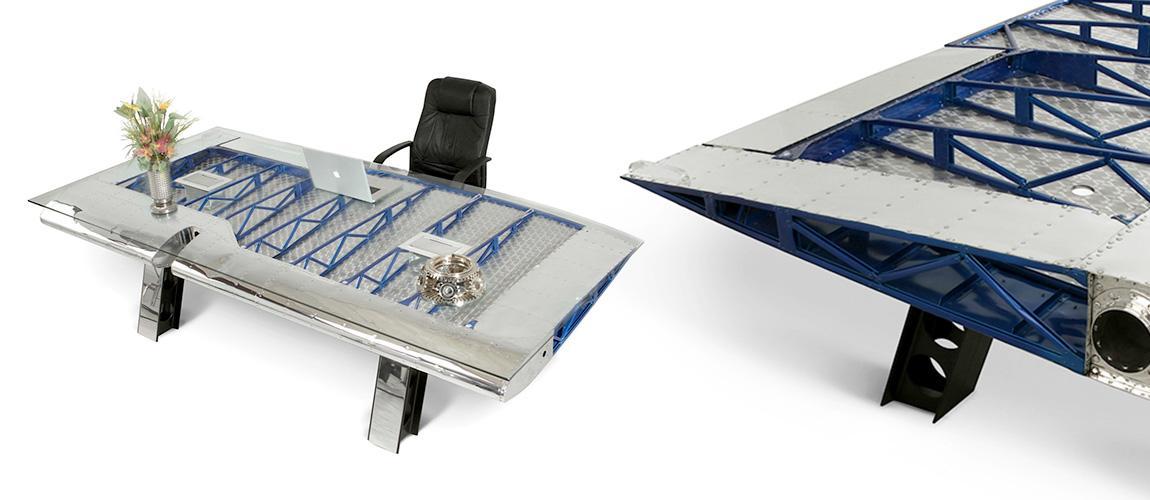 airplane desks | motoart
