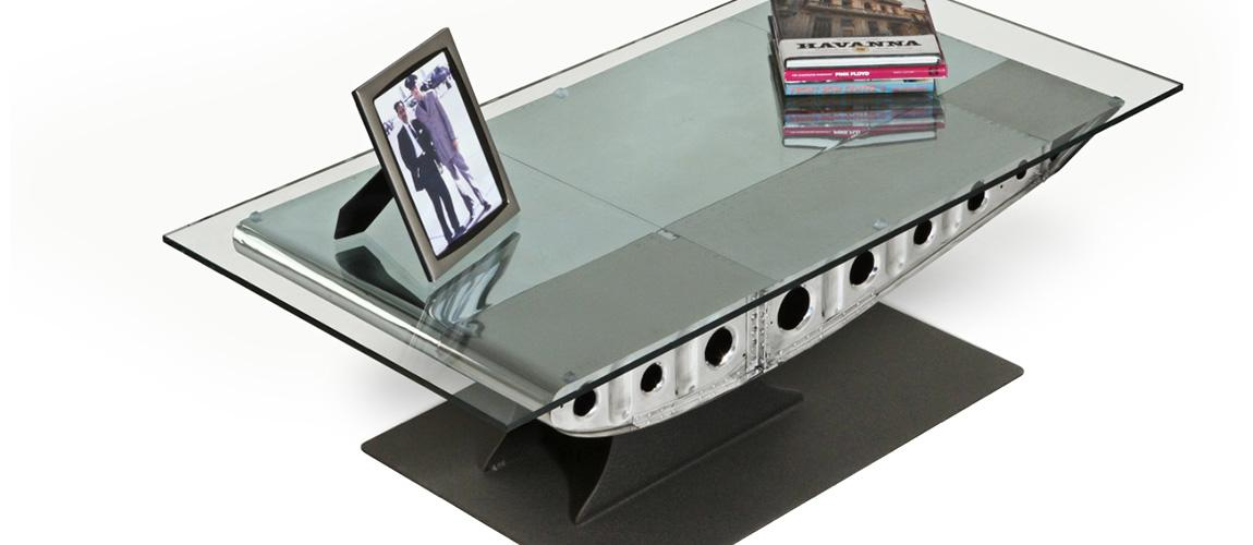 C-130 Hercules Coffee Table - Coffee Tables MotoArt